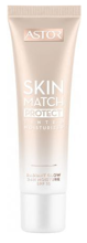 Astor Skin Match Protect Baza 001 Light/Medium 30ml