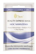Ava Beauty Express Mask Maska do twarzy Moc nawilżenia 7ml