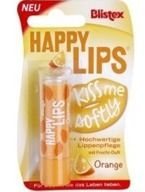 Blistex Happy Lips Kiss Me Softly Orange - Balsam do ust w sztyfcie