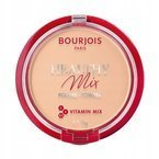 Bourjois Healthy Mix Anti-Fatigue Puder do twarzy 02 Light Beige