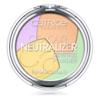 Catrice Colour Neutralizer Puder Matujący 010