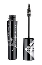 Catrice Jet Lash Speed Volume Mascara - Pogrubiający tusz do rzęs Ultra Black, 11 ml