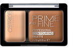 Catrice Prime and Fine Contouring Palette - Paletka do konturowania 030 Sunny Symphaty