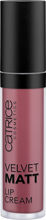 Catrice Velvet Matt Lip Cream - Matowa pomadka do ust 030 Hazel-Rose Royce