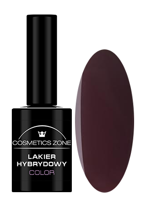 Cosmetics Zone Lakier hybrydowy 023 Bitter chocolate 7ml