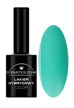 Cosmetics Zone Lakier hybrydowy 026 Mint tea 7ml