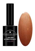 Cosmetics Zone Lakier hybrydowy 050 Old gold 7ml