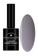 Cosmetics Zone Lakier hybrydowy 104 Bukle gray 7ml