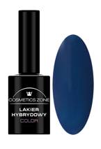 Cosmetics Zone Lakier hybrydowy 110 Stormy night 7ml