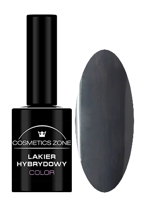 Cosmetics Zone Lakier hybrydowy 155 Dark dove 7ml