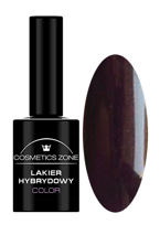 Cosmetics Zone Lakier hybrydowy 203 Morning plum 7ml