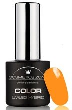 Cosmetics Zone Lakier hybrydowy N51 Orange Shake 7ml