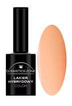 Cosmetics Zone Lakier hybrydowy PST 15 Juicy peach 7ml