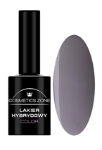 Cosmetics Zone Lakier hybrydowy PST 5 Platinum Grey 7ml