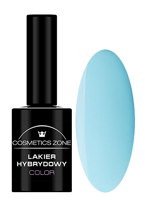 Cosmetics Zone Lakier hybrydowy PST 7 Blue equatorial 7ml