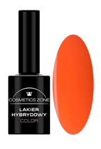 Cosmetics Zone Lakier hybrydowy PST 9 Hot Curry 7ml