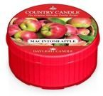 Country Candle Daylight - Świeczka Macintosh Apple