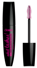 Debby What Lashes Volumizing Mascara Black