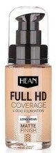 HEAN FULL HD Coverage Podkład do twarzy 701 IVORY 30ml