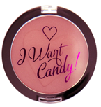 I Heart Makeup I Want Candy BlushingRóż do policzków 3g