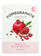IT'S SKIN The Fresh Mask Sheet Pomegranate - Rewitalizująca maska do twarzy w płachcie 20g