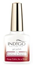 Indigo Lakier hybrydowy KEEP CALM BE A DIVA  5ml