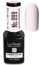 La Rosa Gel Polish Hybrid Color Lakier hybrydowy 099 10ml