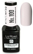 La Rosa Gel Polish Hybrid Color Lakier hybrydowy 100 10ml