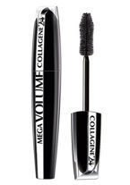 Loreal Mega VOLUME Collagene 24H Mascara Extra Black- Tusz do rzęs, czarny