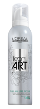 Loreal Techni.Art Full Volume Extra 5 Pianka 400ml