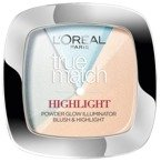 Loreal True Match Highlight Puder rozświetlający 302