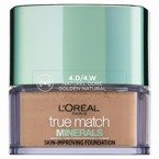 Loreal True Match Minerals Powder Sypki podkład mineralny 4D Golden Natural 10g