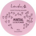 Lovely Mineral Loose Powder Puder sypki do twarzy