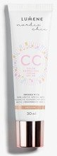 Lumene CC Color Correcting Cream Krem CC 6 in 1 Medium 30ml