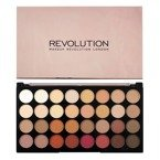 MAKEUP REVOLUTION 32 Ultra Eyeshadows Flawless 3 Resurrection- PALETA 32 CIENI DO POWIEK