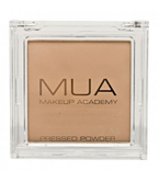 MUA Pressed Powder Prasowany puder  Kolor: 1