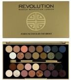 Makeup Revolution 30 Eyeshadow Fortune Favours THE.Brave - Paleta 30 cieni do powiek