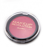 Makeup Revolution Blush - Róż do policzków Hot! 3,4g