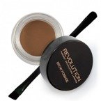 Makeup Revolution Brow Pomade - Pomada do brwi Caramel Brown 2,5g