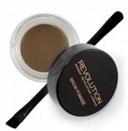 Makeup Revolution Brow Pomade - Pomada do brwi Medium Brown 2,5g