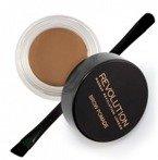 Makeup Revolution Brow Pomade - Pomada do brwi Soft Brown 2,5g