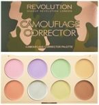 Makeup Revolution Camouflage Corrector Palette - Paleta kamuflaży