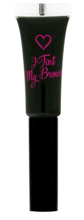 Makeup Revolution I Heart Makeup I Tint My Brows dark - koloryzujący żel do brwi