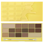 Makeup Revolution I Heart Makeup Wonder Palette Naked Chocolate CZEKOLADA Paleta cieni do powiek