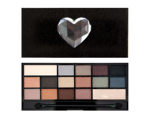 Makeup Revolution I heart  Makeup Wonder Palette -  Paleta 16 cieni do powiek Naked Underneath