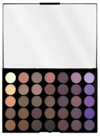 Makeup Revolution PRO HD Amplified 35 Palette Dynamic Paleta 35 cieni do powiek