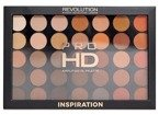 Makeup Revolution PRO HD Amplified 35 Palette Inspiration Paleta 35 cieni do powiek