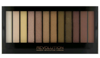 Makeup Revolution Redemption Palette Paleta 12 cieni do powiek Iconic Dreams