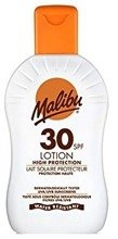 Malibu Lotion High Protection 30SPF Sprawy ochronny do opalania 100ml