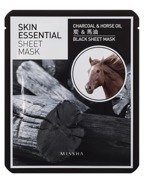 Missha Skin Essentional Charcoal Horses Oil